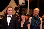 John C. Reilly and Lynne Ramsay Photo