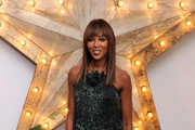 Naomi Campbell Gets Wild in Dolce & Gabbana