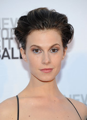 Elettra Wiedemann went super edgy with this messy cut at the NYC Ballet Fall Gala.