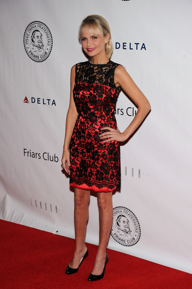 More Pics of Kristin Chenoweth Evening Pumps (1 of 3) - Evening Pumps Lookbook - StyleBistro