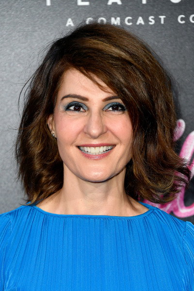 Nia Vardalos Bob [film,hair,beauty,hairstyle,human hair color,eyebrow,chin,layered hair,smile,shoulder,long hair,arrivals,tully,nia vardalos,screenwriter,hair,hairstyle,focus features,premiere,premiere,nia vardalos,my big fat greek wedding,hairstyle,bob cut,layered hair,actor,film,screenwriter,celebrity]