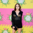 Elizabeth Gillies Wore Nikki Rich at Nickelodeon's 26th Annual Kids' Choice Awards 2013