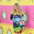 Fergie at Nickelodeon's 26th Annual Kids' Choice Awards 2013
