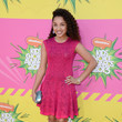 Jaylen Barron wore Rvn at Nickelodeon's 26th Annual Kids' Choice Awards 2013