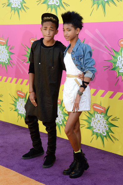 More Pics of Willow Smith Combat Boots (1 of 10) - Combat Boots Lookbook - StyleBistro