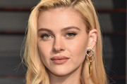 Nicola Peltz Long Wavy Cut