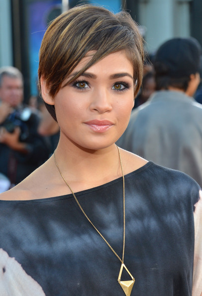 Nicole Anderson Layered Razor Cut