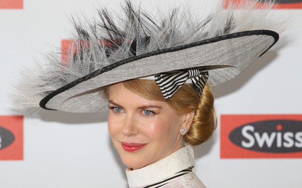Nicole Kidman Decorative Hat