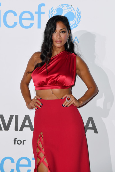 Nicole Scherzinger Statement Ring