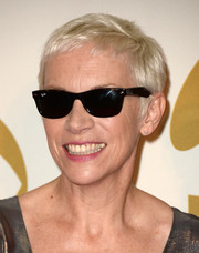 Annie Lennox kept it breezy with this pixie at the Grammy Salute to the Beatles.