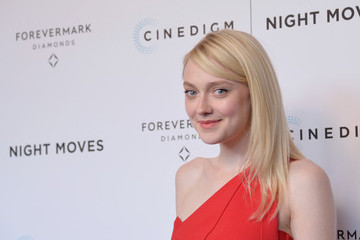 Steal Her Weekend Look: Dakota Fanning's Glam Get-Up