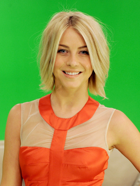 More Pics of Julianne Hough Bob (8 of 13) - Short Hairstyles Lookbook - StyleBistro