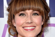 Nikki Deloach Pinned Up Ringlets