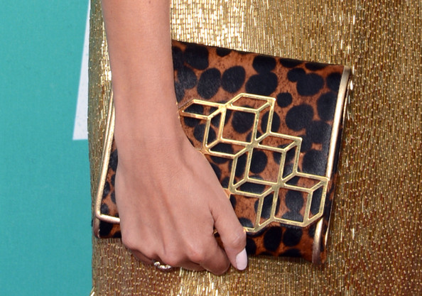 Nikki Reed Hard Case Clutch