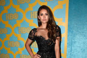 Nina Dobrev Beaded Dress