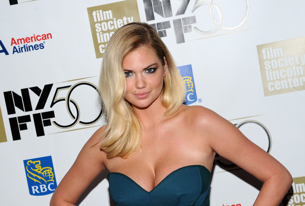 More Pics of Kate Upton Long Side Part (4 of 15) - Kate Upton Lookbook - StyleBistro