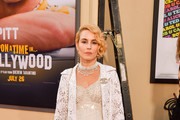 Noomi Rapace Cocktail Dress
