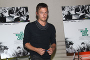 Norman Reedus Scoopneck Sweater