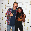 Azealia Banks and Terry Richardson