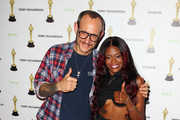 Azealia Banks and Terry Richardson Photo
