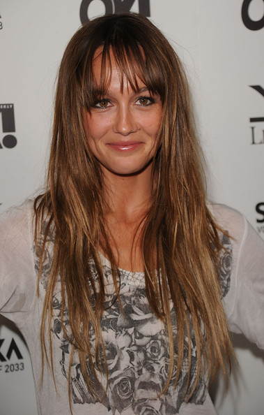 More Pics of Sharni Vinson Combat Boots (1 of 2) - Combat Boots Lookbook - StyleBistro