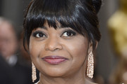Octavia Spencer Berry Lipstick
