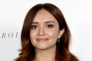 Olivia Cooke Long Wavy Cut