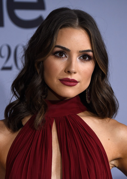 Actress olivia culpo attends the instyle awards at getty center on