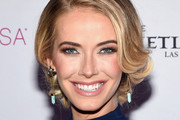 Olivia Jordan Pinned Up Ringlets