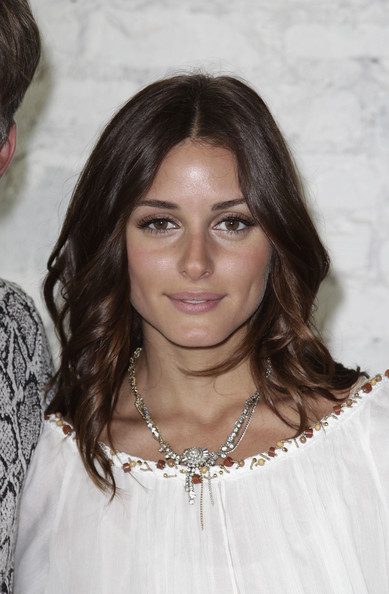 Olivia Palermo Diamond Collar Necklace