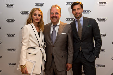 Olivia Palermo Johannes Huebl Rimowa Flagship Store Opening London