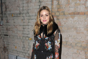 Olivia Palermo Print Dress