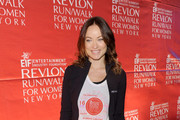 Olivia Wilde Zip-up Jacket