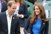 Kate Middleton's London 2012 Olympic Fashion