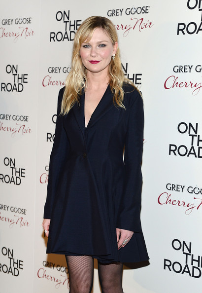 More Pics of Kirsten Dunst Wool Coat (1 of 22) - Wool Coat Lookbook - StyleBistro