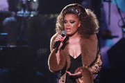 Andra Day Over the Knee Boots
