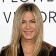Jennifer Aniston's Layered Cut