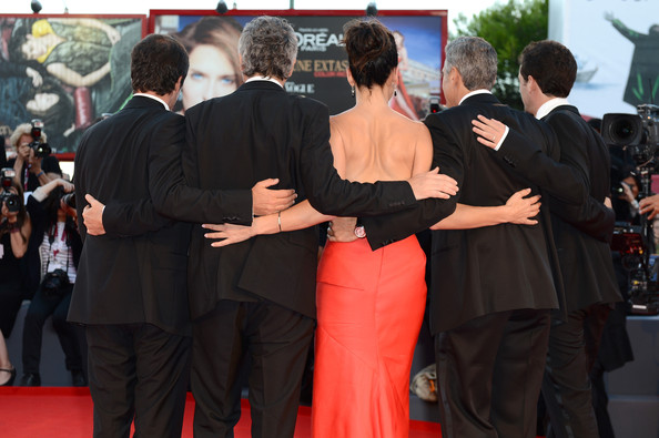 More Pics of Sandra Bullock Messy Updo (1 of 112) - Hair Lookbook - StyleBistro