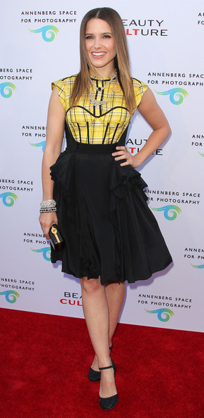More Pics of Sophia Bush Pumps (1 of 7) - Sophia Bush Lookbook - StyleBistro