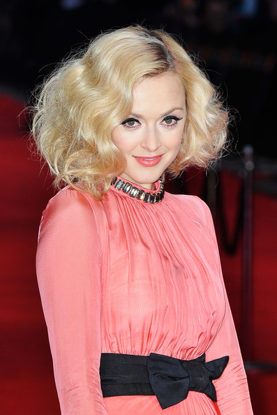 More Pics of Fearne Cotton Evening Dress (1 of 6) - Fearne Cotton Lookbook - StyleBistro