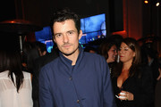 Orlando Bloom Fitted Jacket