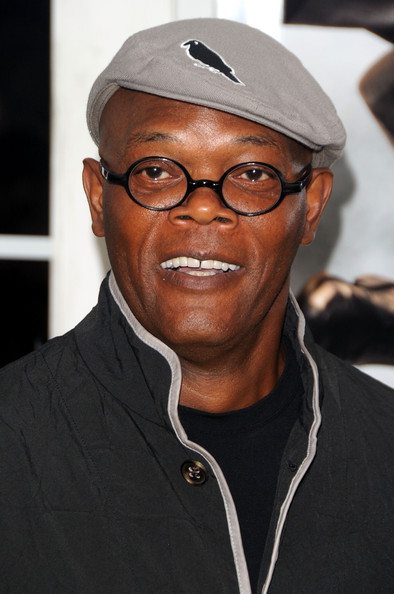 More Pics of Samuel L. Jackson Newsboy Cap (2 of 5) - Newsboy Cap Lookbook  - StyleBistro f4d107e70f7