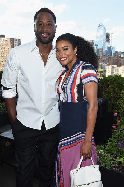 More Pics of Gabrielle Union Leather Purse (1 of 7) - Gabrielle Union Lookbook - StyleBistro
