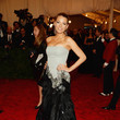 Blake Lively in Gucci at the Met Gala