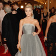 Julianne Hough in Gray and Black Tulle