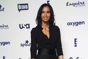 Padma Lakshmi Button Down Shirt