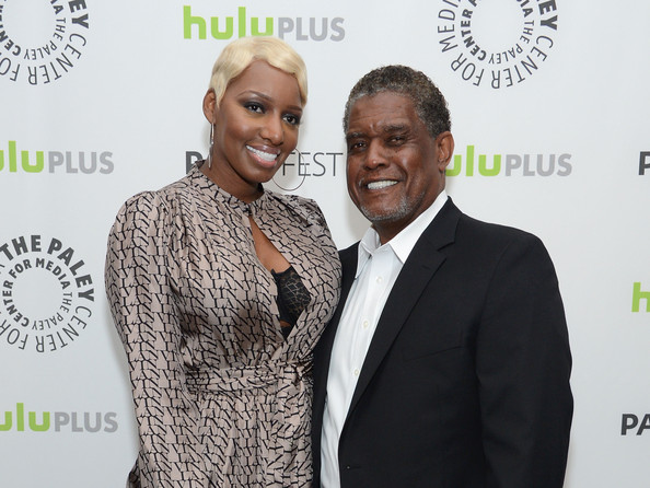 More Pics of NeNe Leakes Leather Clutch (1 of 14) - Leather Clutch Lookbook - StyleBistro