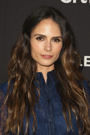 Jordana Brewster left her hair loose in piecey waves when she attended the PaleyFest 2016 Fall TV Preview.