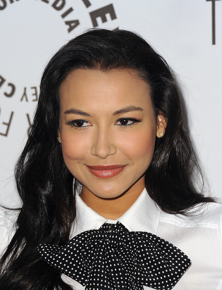 More Pics of Naya Rivera Button Down Shirt (4 of 17) - Tops Lookbook - StyleBistro [glee,hair,face,eyebrow,hairstyle,beauty,forehead,lip,long hair,black hair,brown hair,paleyfest 2011,naya rivera,beverly hills,california,saban theatre,paley center for media,event]