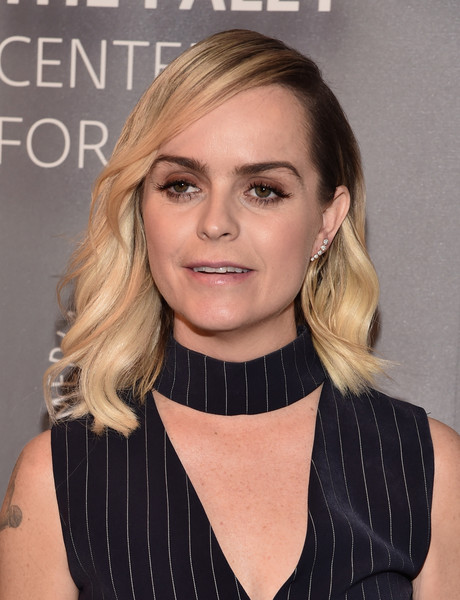 Taryn Manning sported a gently wavy shoulder-length 'do at the PaleyLive LA 'Orange is the New Black' event.